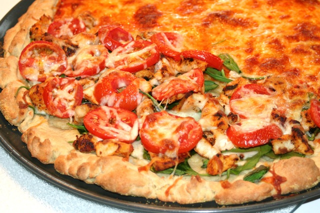 Karina's Gluten-Free Pizza Crust Recipes — Dishmaps